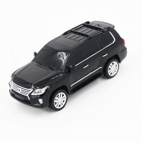 Радиоуправляемая машина MZ Lexus LX570 цвет черный 1:24