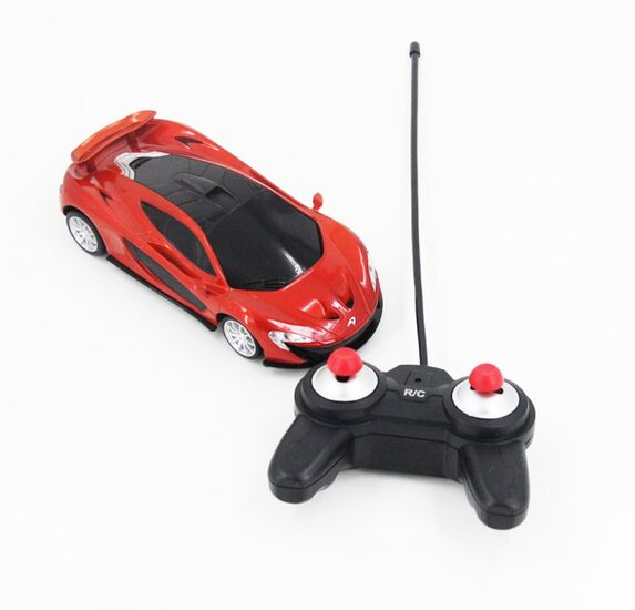 Радиоуправляемая машина MZ McLaren P1 оранжевый цвет 1:24 - 27051