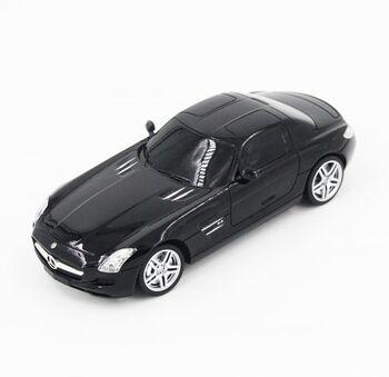 Радиоуправляемая машина MZ Mercedes-Benz SLS Черный цвет - 27046-B