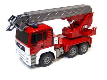 Радиоуправляемая пожарная машина Double Eagle 1:20