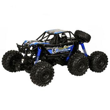 Радиоуправляемый краулер-амфибия 6WD Blue 1:8 - MZ-YY2001