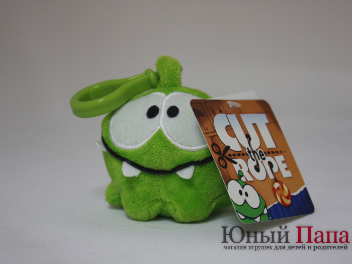 Брелок Cut the Rope