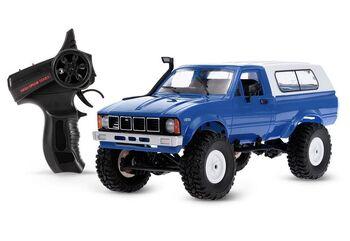 Радиоуправляемый внедорожник Military Truck Buggy Crawler EP 1:16