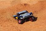 Радиоуправляемая машина TRAXXAS Slash 1:16 4WD TQ Fast Charger Red