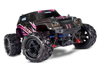 Радиоуправляемая машина TRAXXAS LaTrax Teton 1:18 4WD Pink