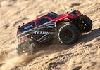 Радиоуправляемая машина TRAXXAS LaTrax Teton 1:18 4WD Red