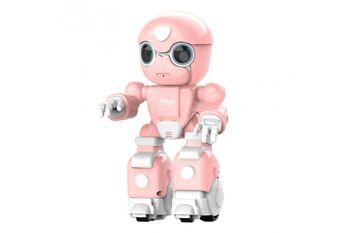 Радиоуправляемый интерактивный робот Crazon (Розовый)