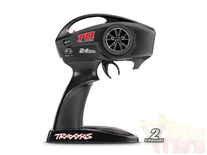 Радиоуправляемая машина Traxxas Slash 2.4G 1:10 (57 см)