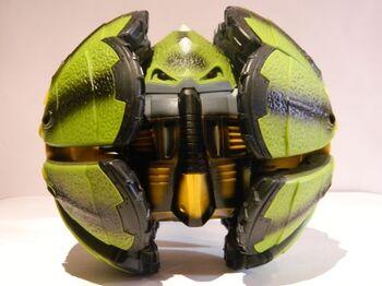 Радиоуправляемый робот Бакуган MONSTER SHOKER 5888