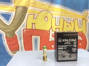 Аккумулятор Xinleina 6V 4.5Ah