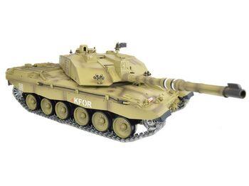 Радиоуправляемый танк Heng Long Challenger 2 Professional Version Li-Ion (Британия) 2.4G RTR 1:16