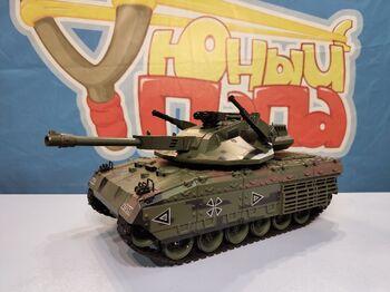 Радиоуправляемый танк HouseHold CS RUSSIA T-14А Армата 27Mhz - YH4101H-21