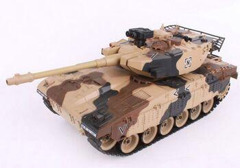 Радиоуправляемый танк  HouseHold Israel Merkava 1:20