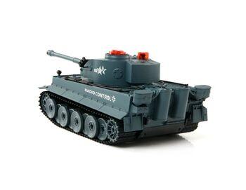 Радиоуправляемый танк Huan Qi Тигр HQ518 1:24 для боя с инфракрасным наведением