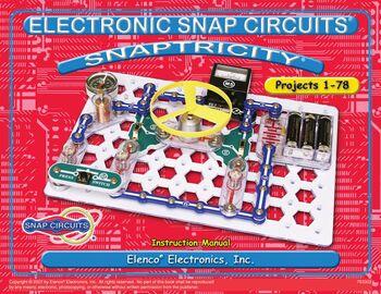 Электронный конструктор Snap Circuits Snaptricity