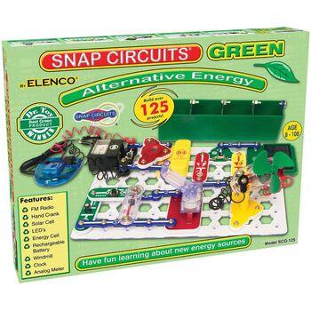 Электронный конструктор Snap Circuits Green