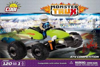 Конструктор COBI ATV Competition