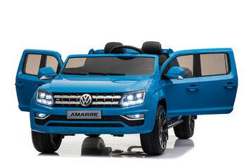 Электромобиль Volkswagen Amarok Blue 4WD 2.4G - DMD-298-BLUE