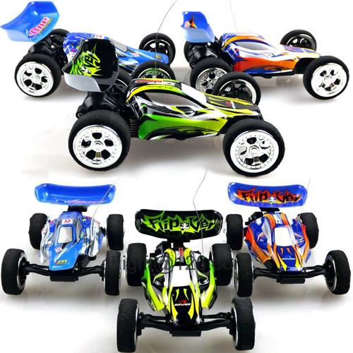 Машина на радиоуправлении WL Toys Mini Buggy