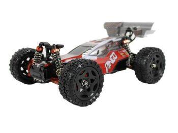 Радиоуправляемая багги Remo Hobby Dingo UPGRADE (красная) 4WD 2.4G 1/16 RTR