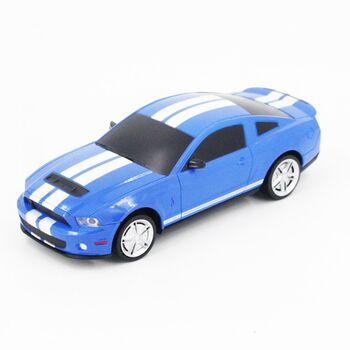 Радиоуправляемая машина Ford Mustang Голубой 1:24 - 27050
