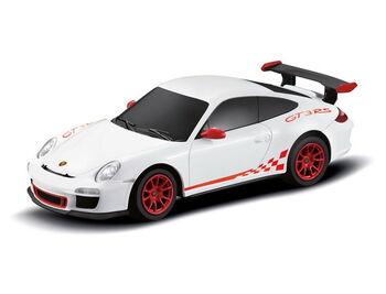 Радиоуправляемая машина Rastar 39900 Porsche 911 GT3 RS 1:24, 18см, цвет белый 27MHZ