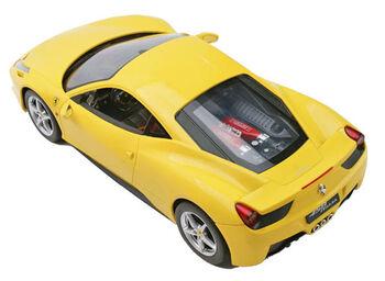 Радиоуправляемая машина Rastar 71900 Ferrari 458 Italia 1:24