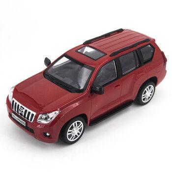 Радиоуправляемый джип Toyota Land Cruiser Prado Red 1:16 - 1052-R