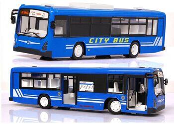 Радиоуправляемый автобус Double Eagles масштаб 1:20