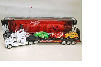 Радиоуправляемый грузовик 8897-81 в масштабе 1:32