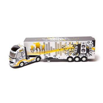 Радиоуправляемый грузовик - QY0201A