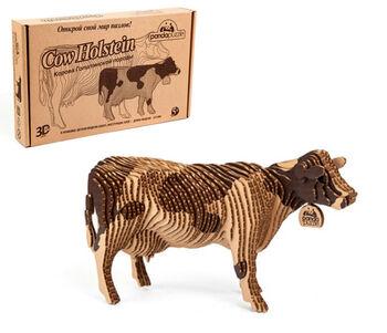 3D-ПАЗЛ Корова. Возраст: 5+