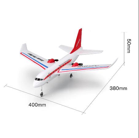 Радиоуправляемый самолет FX819 Аэробус (EPP) 2.4G для начинающих