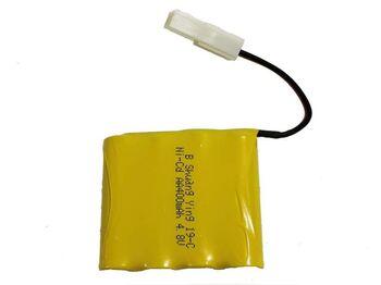 Аккумулятор Ni-Cd AA 4.8v 400mah форма Flatpack разъем EL2P