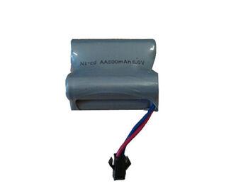 Аккумулятор Ni-Cd 6v 800mah форма Row разъем YP