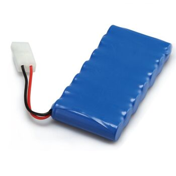 Аккумулятор Ni-Cd 8.4v 1400mah форма FlatPack разъем Tamiya