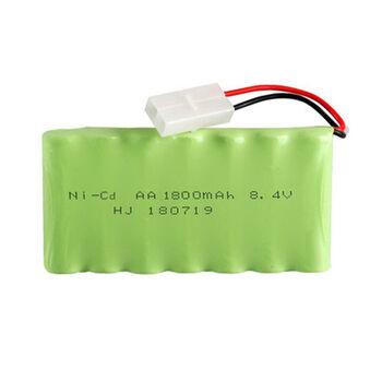 Аккумулятор Ni-Cd AA 8.4v 1800mah форма Flatpack разъем Tamiya