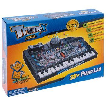 Набор Tronex: 38 музыкальных экспериментов с пианино. Электронный конструктор (32038: Amazing Toys)