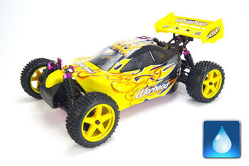 Машина HSP Warhead Nitro GP 4WD Off Road Buggy (WaterProof) 1:10