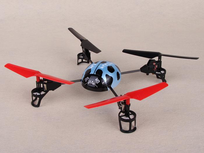 Квадрокоптер WL Toys V929 с аппаратурой 2.4G