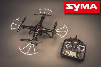 Радиоуправляемый квадрокоптер Syma X5SC Headless 6Axis 2.4Ghz