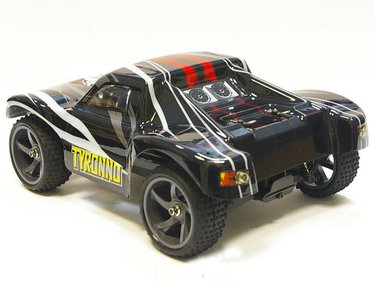 Радиоуправляемый Short Course Himoto Tyronno BRUSHLESS 4WD 1:18 - 2.4G