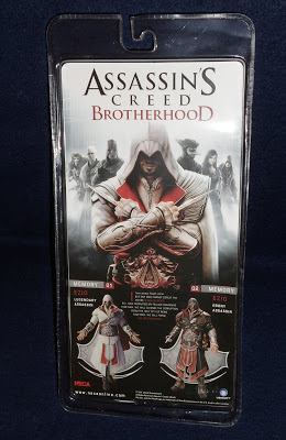 Коллекционная фигурка Assassin s Creed Brotherhood Ezio Ivory Unhooded (18 см)