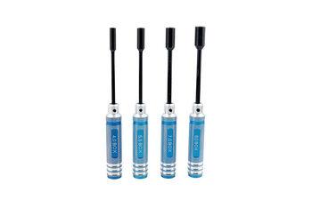 Набор торцевых отверток 5, 5.5, 7, 8 мм - HSP80213