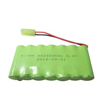 Аккумулятор Ni-Mh 8.4v 2400mah форма Flatpack разъем MiniTamiya