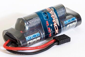 Аккумулятор Rocket Pack 5100 9.6V NiMH (TRX Plug)