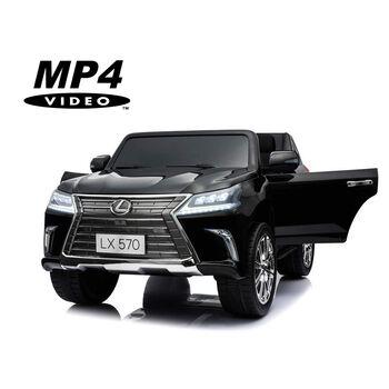 Электромобиль Lexus LX570 4WD MP4 - DK-LX570-BLACK-PAINT-MP4