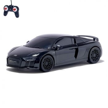 Радиоуправляемая машина MZ Audi R8 Black 1:24 - 27057-B