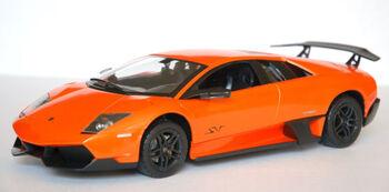 Радиоуправляемая машина MZ Lamborghini Reventon with licence 1:24 metal