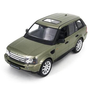 Радиоуправляемая машина MZ Land Rover Sport Green 1:14 - 2021-G